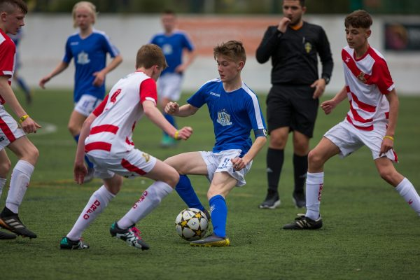 Team Captain for NF Elite Selection U14 in Ibercup Cascais