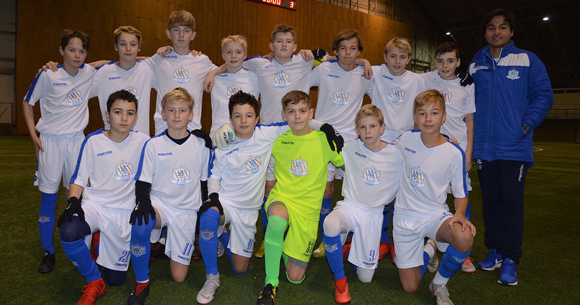 nf academy elite selection riga cup