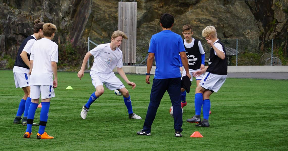 NF Academy Autumn Training
