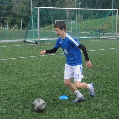 NF Virtual Academy Player Elias Gill