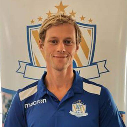 NF Academy Director Jarand Fretheim