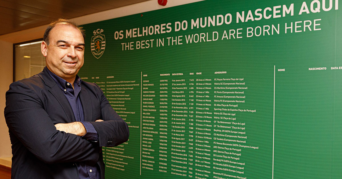 NF Academy Partnership Sporting CP