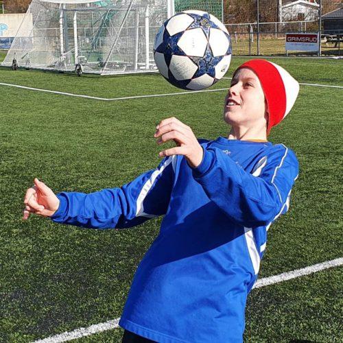 Kristian Lorentzen edustaa Norjalaista Larvik Turn -seuraa ja valittiin hiljattain erittäin halutulle Equinor talenttileirille