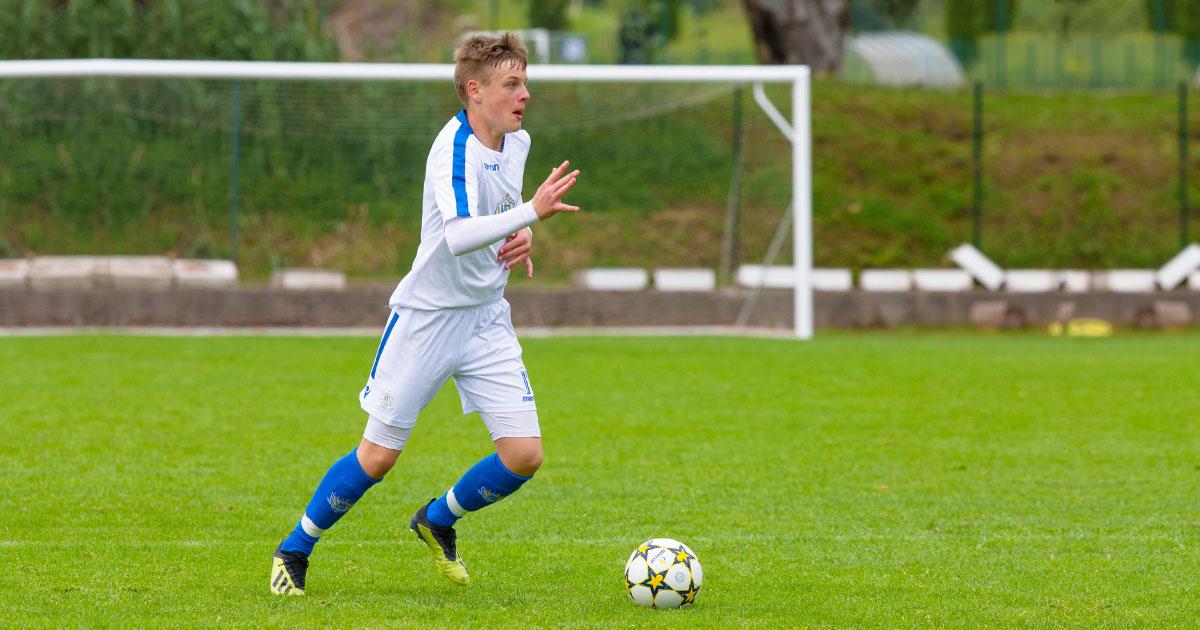NF Academy pelaaja Kimi Storsjö