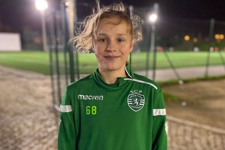 Martine Fenger liittyi Sporting CP joukkueeseen Helmikussa 2020 osallistuttuaan ennen sitä useisiin NF tapahtumiin.